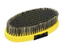 TOKO Base Brush oval STEEL WIRE, oválný kartáč ocelový