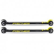 Fischer CARBONLITE CLASSIC, klasické kolečkové lyže