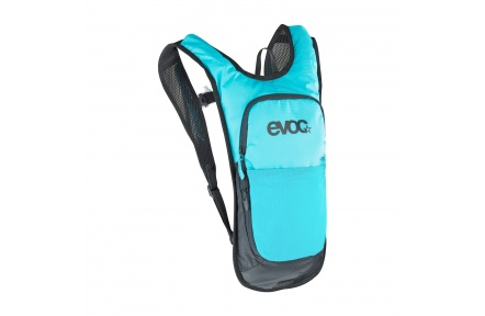 EVOC batoh CC 2l neon blue + 2l bleader
