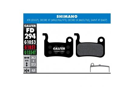 GALFER destičky SHIMANO FD294 standart