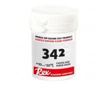 REX 342 Fluorový prášek, +10°C až -20°C, 30g