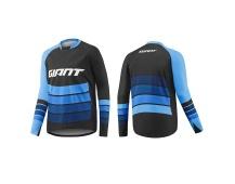 GIANT Transfer LS Jersey-black/blue