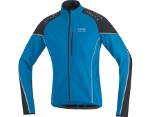 GORE Alp-X 2.0 Thermo Jersey-splash blue/black