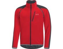 GORE C3 WS Phantom Zip-Off Jacket-red/black-S