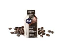 GU Energy Gel 32 g - Espresso Love 1 SÁČEK (balení 24ks)