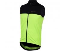 PEARL iZUMi QUEST SL dres, černá /SCREAMING zelená