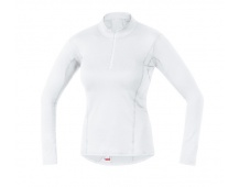 GORE Base Layer Lady Turtleneck-white
