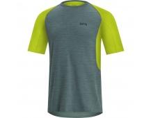 GORE R5 Shirt-dnordic/citrus green