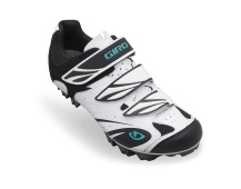 GIRO RIELA tretry-white/black/dynasty green-W-40