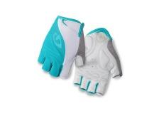 GIRO rukavice TESSA-turquoise/white