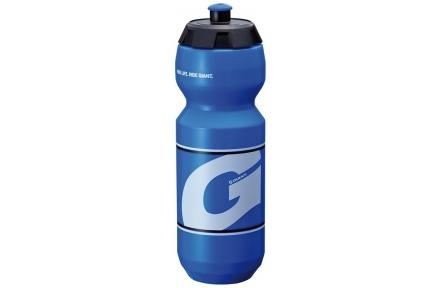 GOFLO 750CC PP water bottles blu w/wht G mark