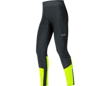 GORE R5 WS Tights-black/neon yellow