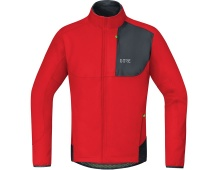 GORE C5 WS Thermo Trail Jacket-red/black