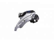 SHIMANO přesmykač ALTUS FD-M310 MTB pro 3x8/7 obj 31,8 Top-swing dual pull 42/48 z