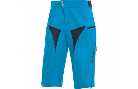 GORE C5 All Mountain Shorts-dynamic cyan-XXL