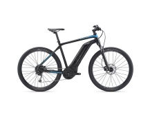 GIANT Explore E+ 4 GTS-2020-black/blue