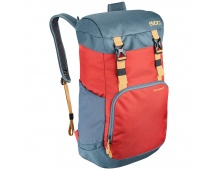 EVOC batoh MISSION chili red-slate