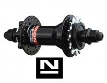 Náboj Novatec D256SBT-15T, zadní, 32-děrový, černý