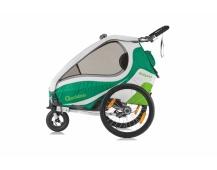 QERIDOO KidGoo 1 vozík - green