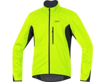 GORE C3 WS Soft Shell Jacket-neon yellow/black