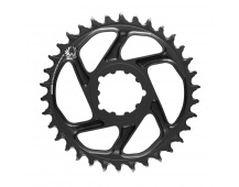 11.6218.040.009 - SRAM CR X-SYNC SL EAGLE 36T DM 6 OFFSET BLK