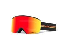 GIRO Axis GP Black/Orange Vivid Ember/Vivid Infrared (2Skla)