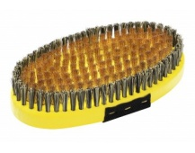 TOKO Base Brush oval COPPER, oválný kartáč bronzový