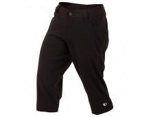 PEARL iZUMi W IMPACT 3/4 kalhoty, černá