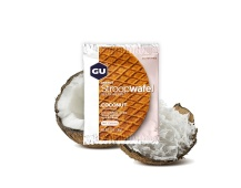GU Energy Wafel - Coconut (16ks v balení)