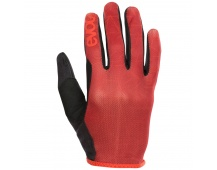 EVOC rukavice LITE TOUCH GLOVE TEAM, CHILI RED