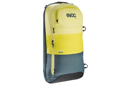 EVOC batoh ZIP-ON ABS DRIFT 10l, yellow-sulphur-slate