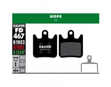 GALFER destičky HOPE FD467 PRO