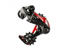 00.7518.128.000 - SRAM AM RD X01 DH 1X7SPD SHORT CAGE RED