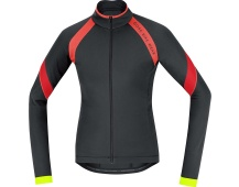 GORE Power 2.0 Thermo Lady Jersey-black/red