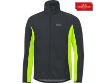 GORE Bike Wear WS Jacket-black/neon yellow