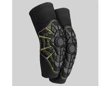 G-Form Elite Knee Guards-black/yellow