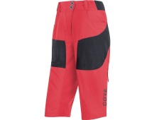 GORE C5 Women All Mountain Shorts-hibiscus pink