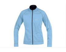 GORE Power SO Lady Jacket-clear blue/black