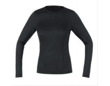 GORE Base Layer Lady Shirt Long-black