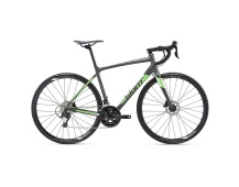 GIANT Contend SL 1 Disc 2018 charcoal