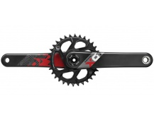 00.6118.527.002 - SRAM AM FC X01 EAGLE B148 DUB 175 RED DM 32T