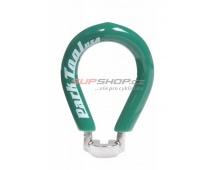 PARK TOOL Klíč centrovací 3,3mm, zelený
