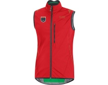 GORE 30th Element WS Active Shell Vest-red