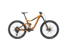 GIANT Reign 1.5 GE 2019 metallic orange/black