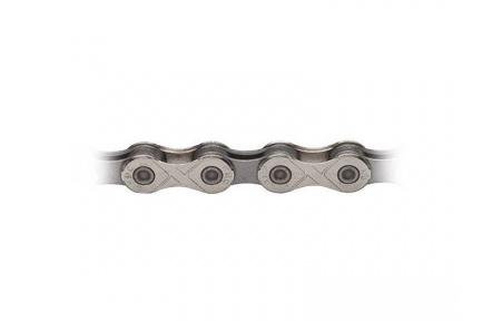 Řetěz KMC X10-93 10 kol ,stříbrno-černý