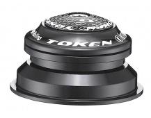 Hlavové složení Token TK035A semi- integrované 1 1/8-11/2A-Head ,Alu, černá