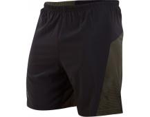 PEARL iZUMi FLASH kraťasy, černá/shadow šedá, XL