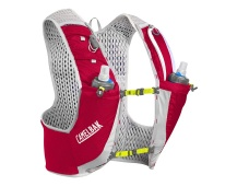 CAMELBAK Ultra Pro Vest Crimson Red/Lime Punch M