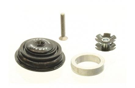 Hlavové složení RITCHEY Logic press-fit  Semi-integrované 1 1/8-112 TAPERED 55mm