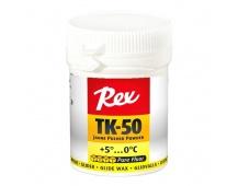 REX 485 TK-50 Fluorový prášek, +5°C až -0°C, 30g